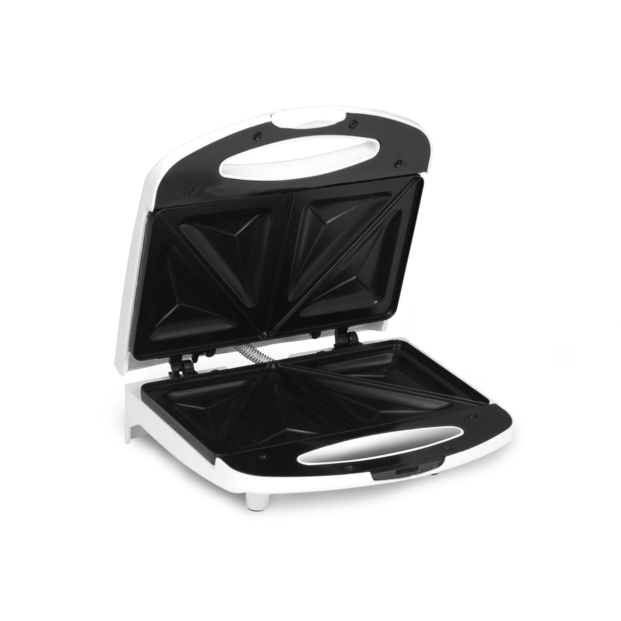 Elite 6.0-in L x 9.9-in W Non-Stick Panini Grill