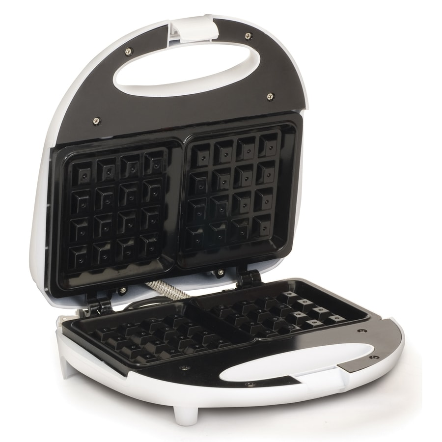 Shop Elite Square Waffle Maker At