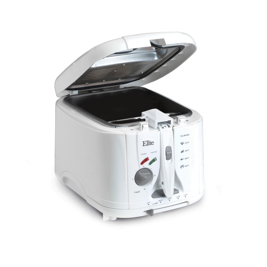 Elite 2-Quart Deep Fryer