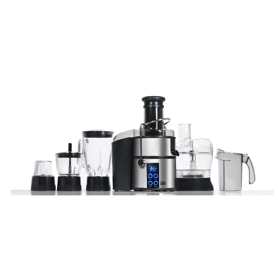 Elite 34-oz Stainless Steel Juice Extractor