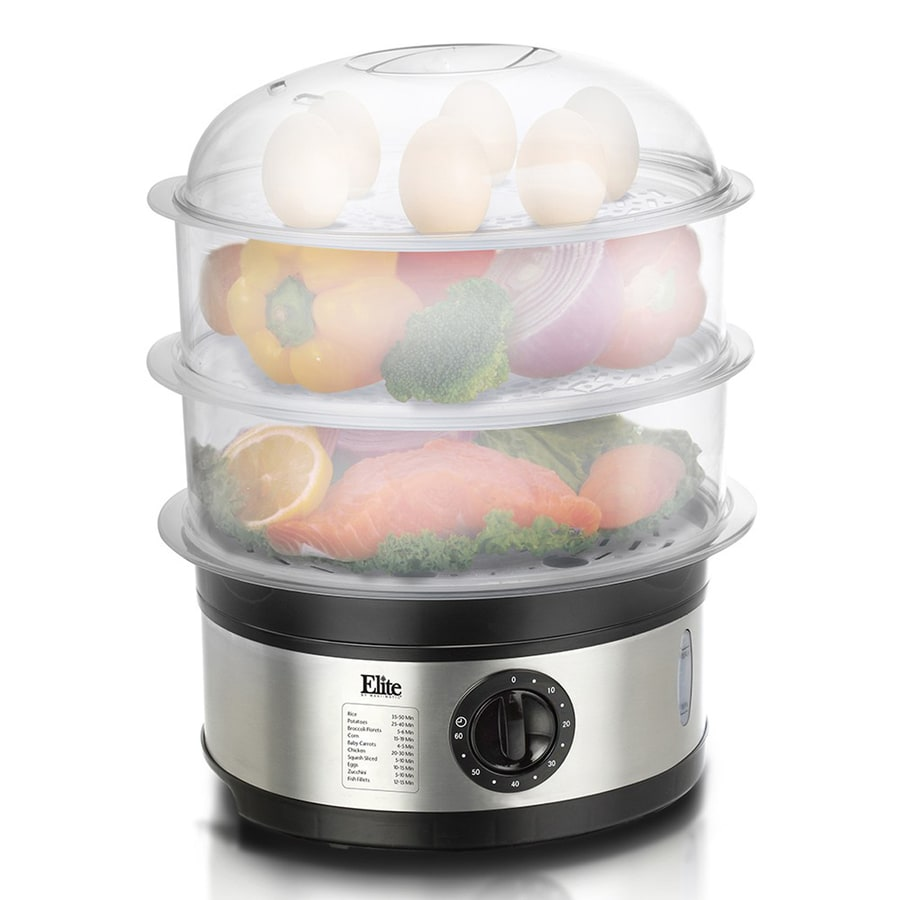 Elite 8.5-Quart Food Steamer