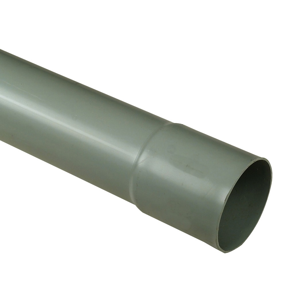Sdr 35 Pipe : Shop silver line plastics quot sdr solid sewer and drain