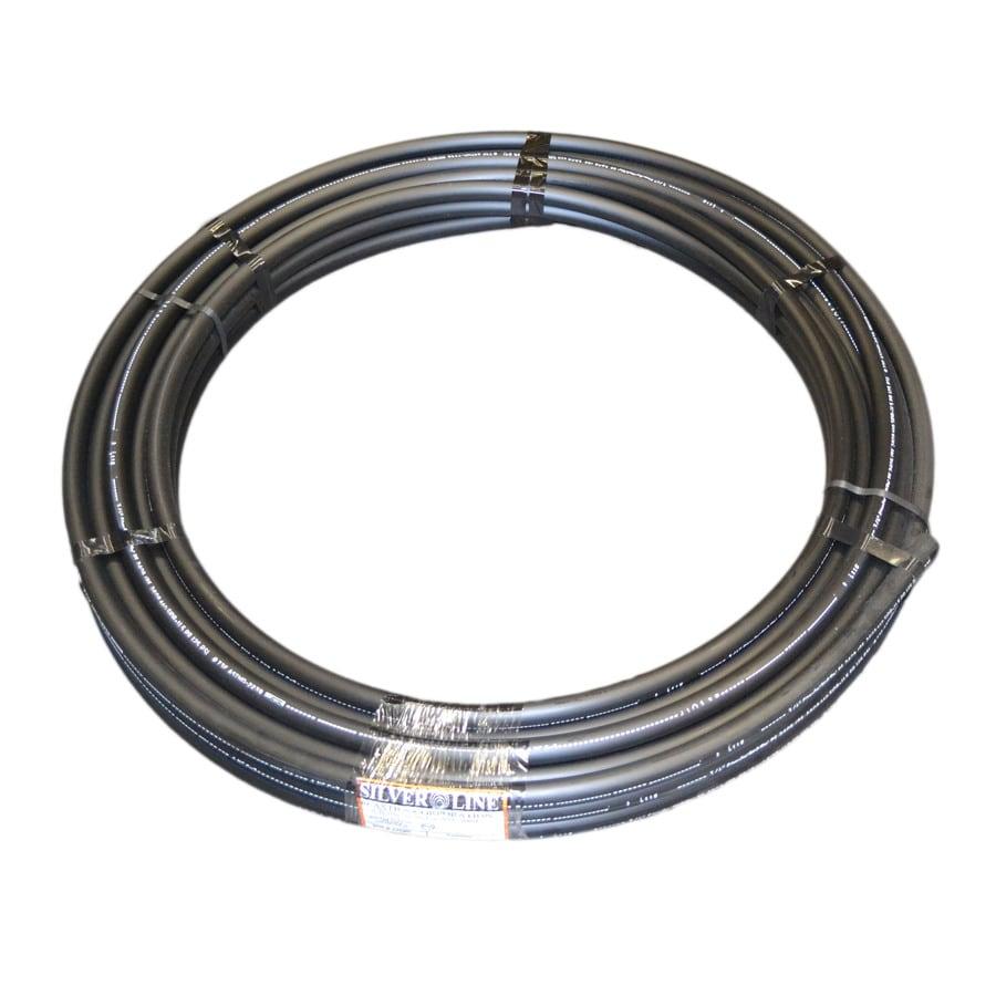 Silver-Line Plastics 1/2-in x 100-ft 160-PSI Plastic Coil Pipe