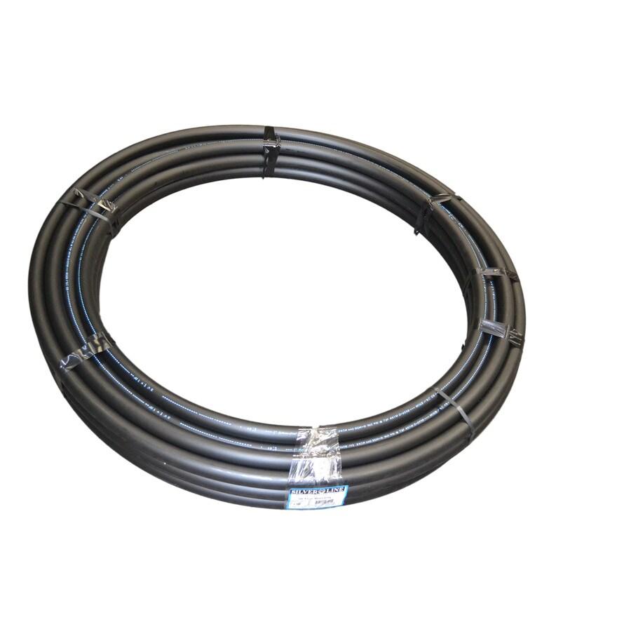 Silver-Line Plastics 1-in x 100-ft 160-PSI Plastic Coil Pipe