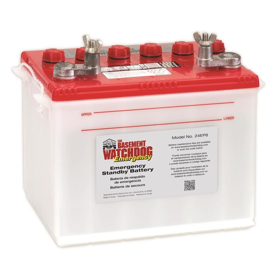 Basement Watchdog Emergency Standby Battery
