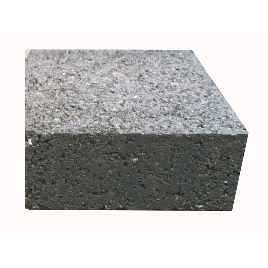 Solid Concrete Block (Common: 4-in x 8-in x 8-in; Actual: 3.625-in x 8-in x 8-in)