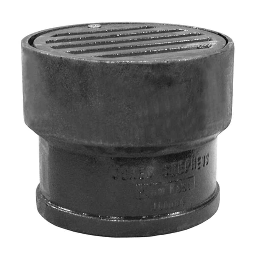 Shop jsc in dia pvc cast iron adapter fitting at lowes