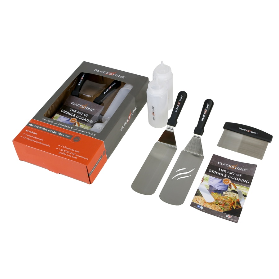 Blackstone 6-Pack Stainless Steel Tool Set
