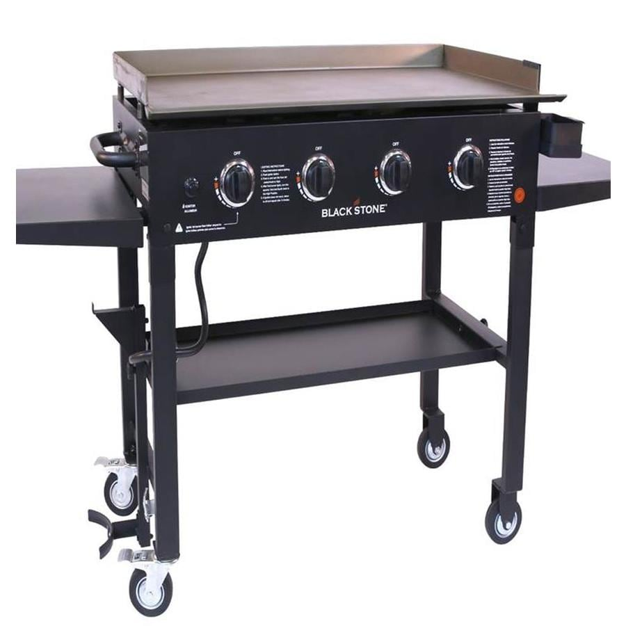 Outdoor Griddle Grill ~ Shop blackstone burner btu liquid propane gas