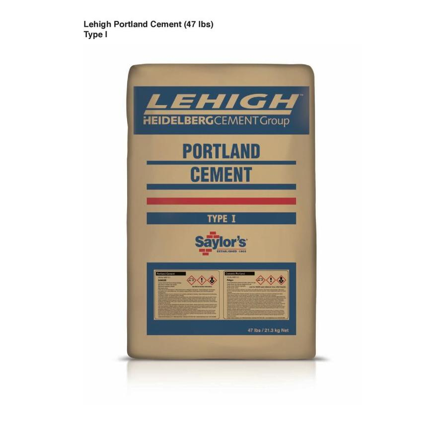 Lehigh Portland Cement : Shop lb type i ii cement at lowes