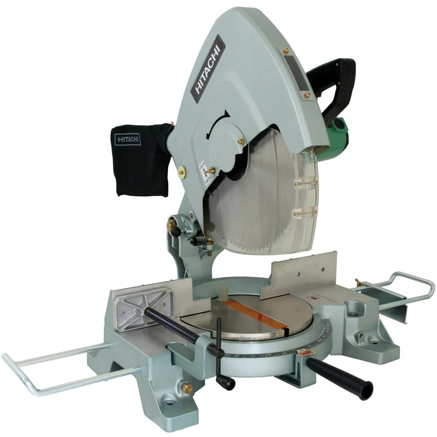 Hitachi 15-in 15-Amp Miter Saw