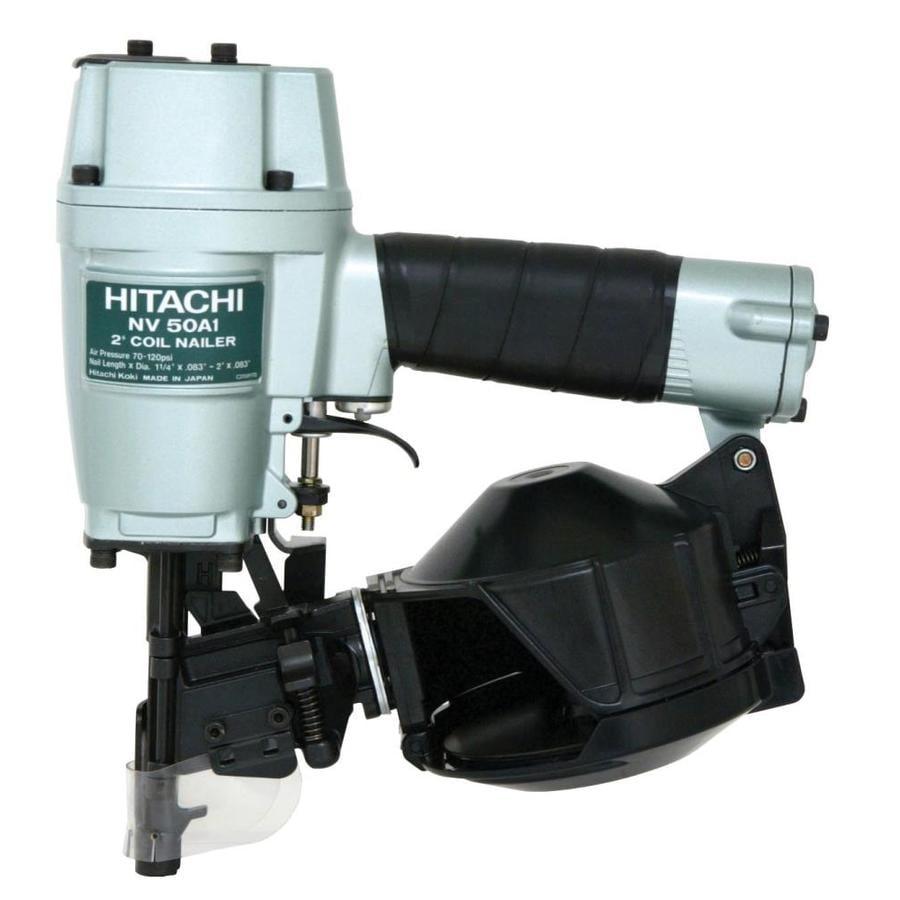 Hitachi 2-in 15-Degree Siding Nailer