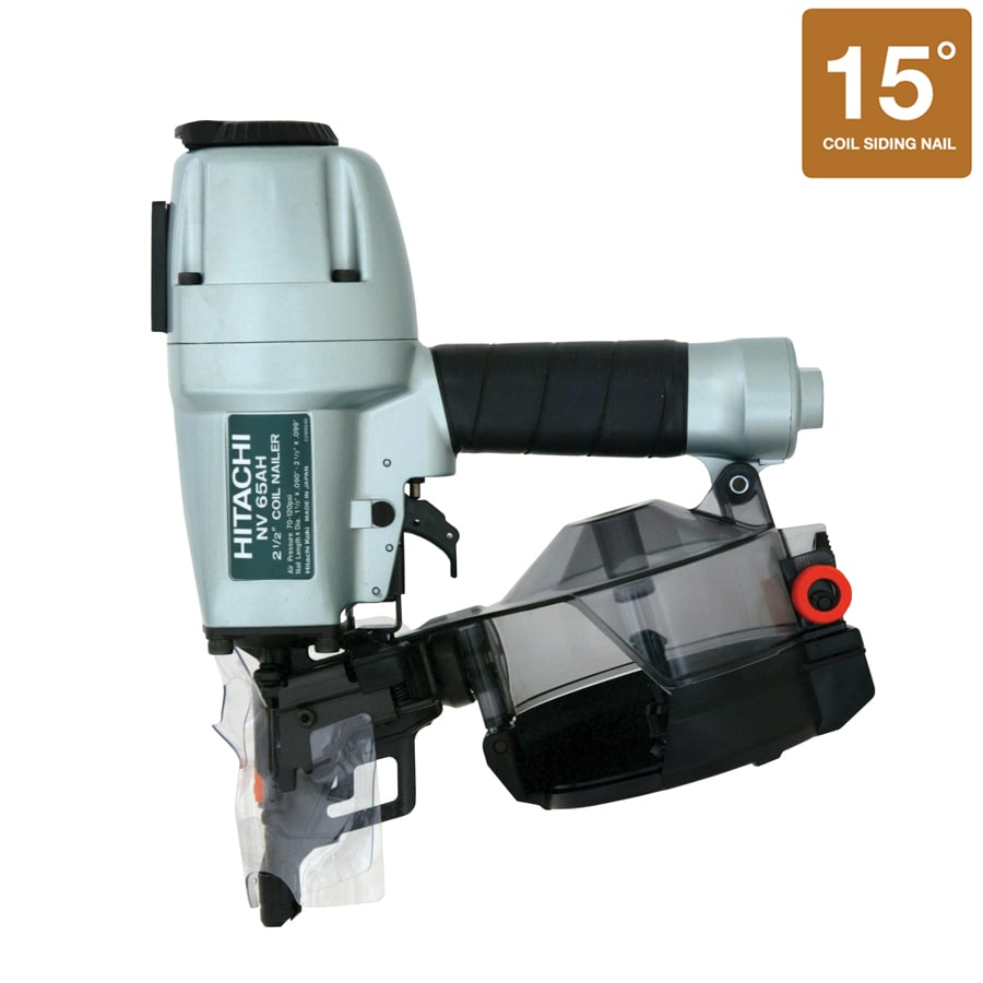 Hitachi Roundhead Siding Pneumatic Nailer