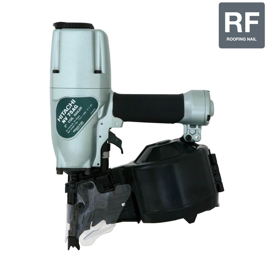 hitachi 3 in roundhead framing pneumatic nailer