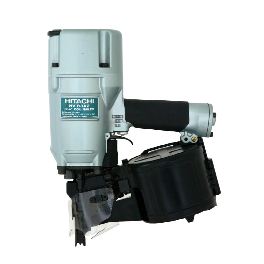 Hitachi 3.25 strip nailer model nr83a2