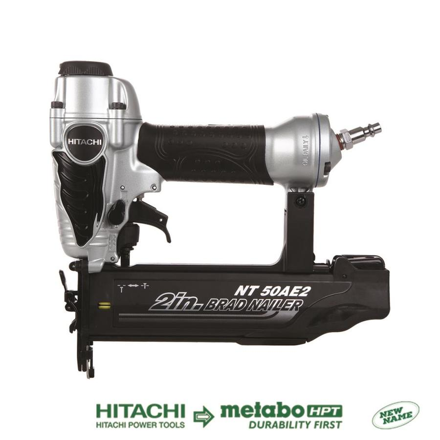 Shop Hitachi 2 In 18 Gauge Brad Nailer At Lowes Com