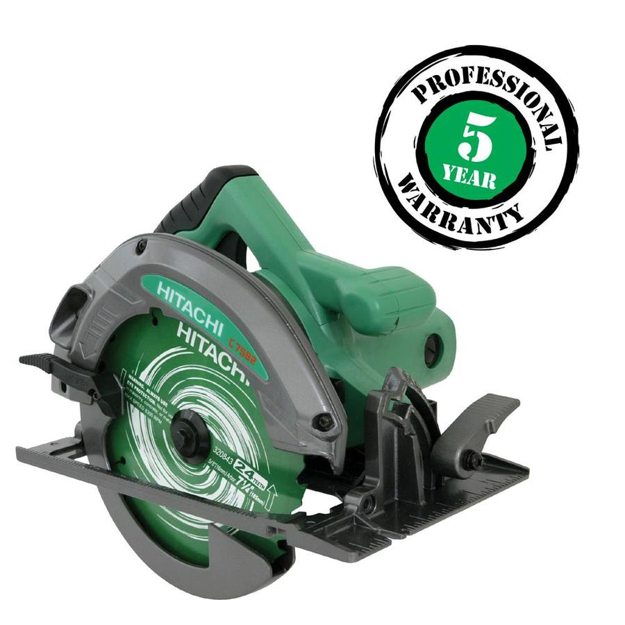 Hitachi 15-Amp 7-1/4-in Corded Circular Saw