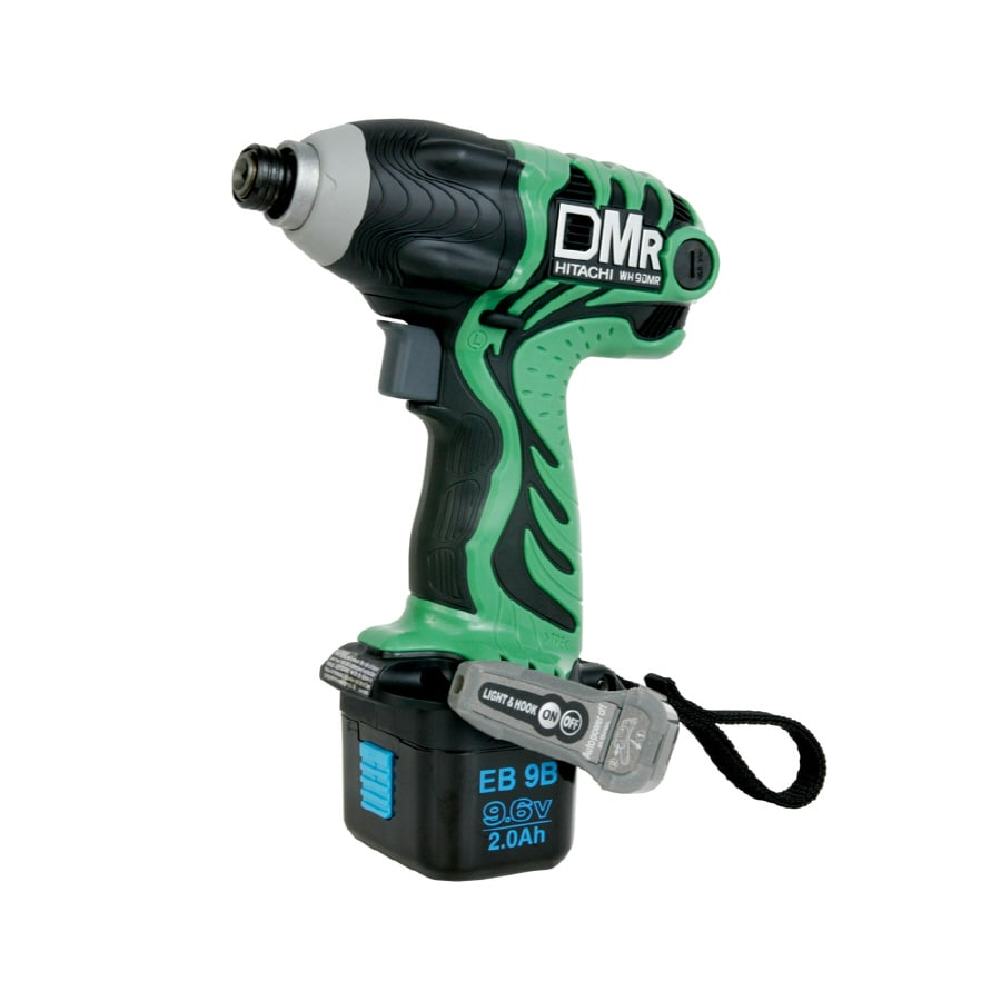Hitachi 9.6-Volt 3/8-in Square Drive Cordless Impact Wrench
