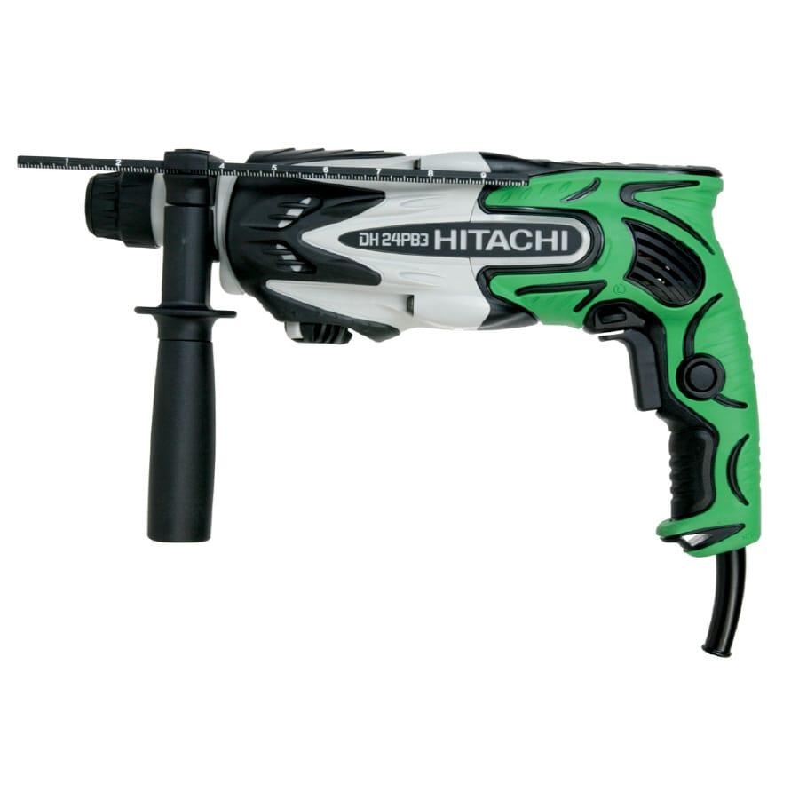 Hitachi 15/16-in 7-Amp Keyless Rotary Hammer