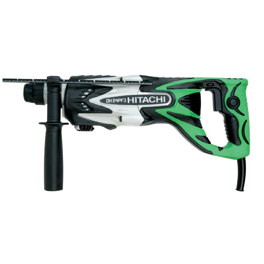 Hitachi 15/16 7-Amp Keyless Rotary Hammer