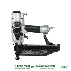 hitachi 16 gauge roundhead finishing pneumatic nailer