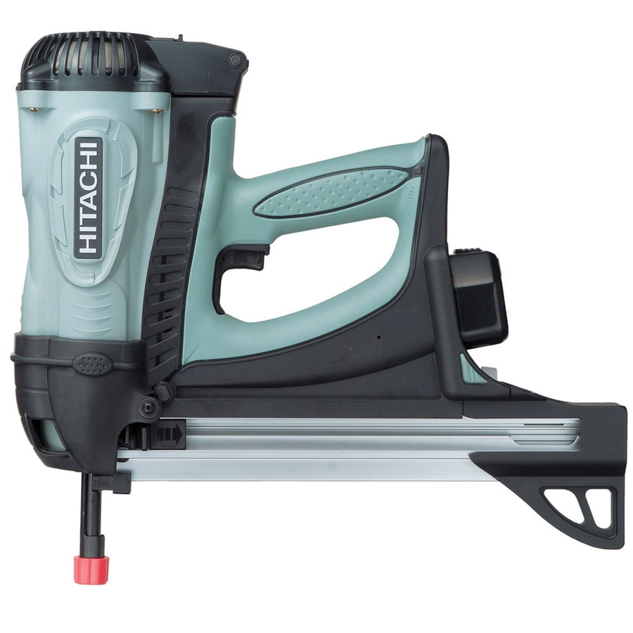 Hitachi 7.2-Volt Concrete Cordless Nailer with Battery