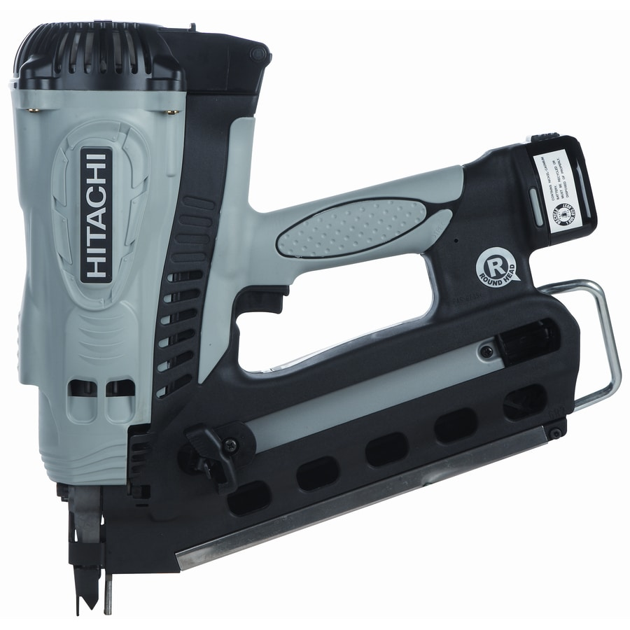 Hitachi 20 Gauge 7 2 Volt Framing Cordless Nailer With
