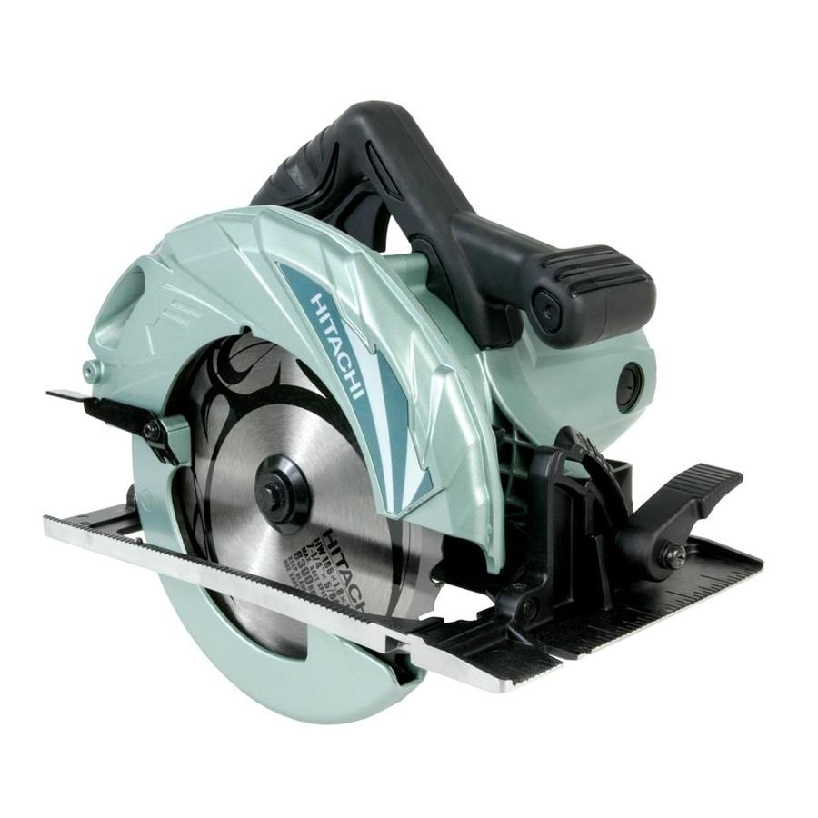 Hitachi 15-Amp 7-1/4-in Corded Circular Saw with Brake