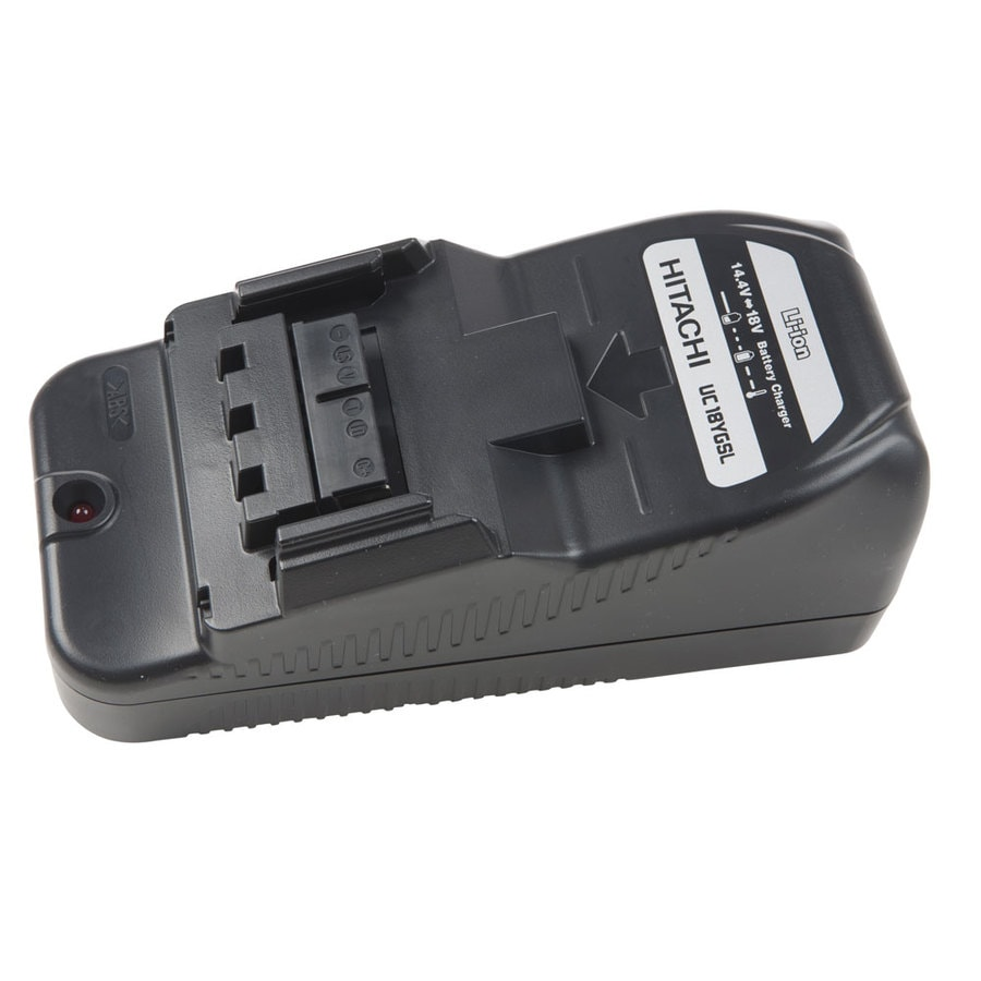 Hitachi 18 Volt Battery Tool Charger