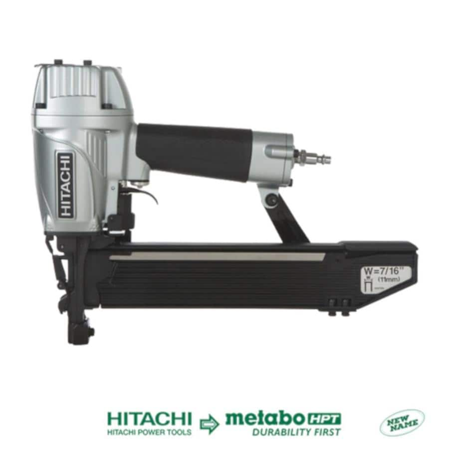 Hitachi 2-in 16-Gauge Pneumatic Stapler