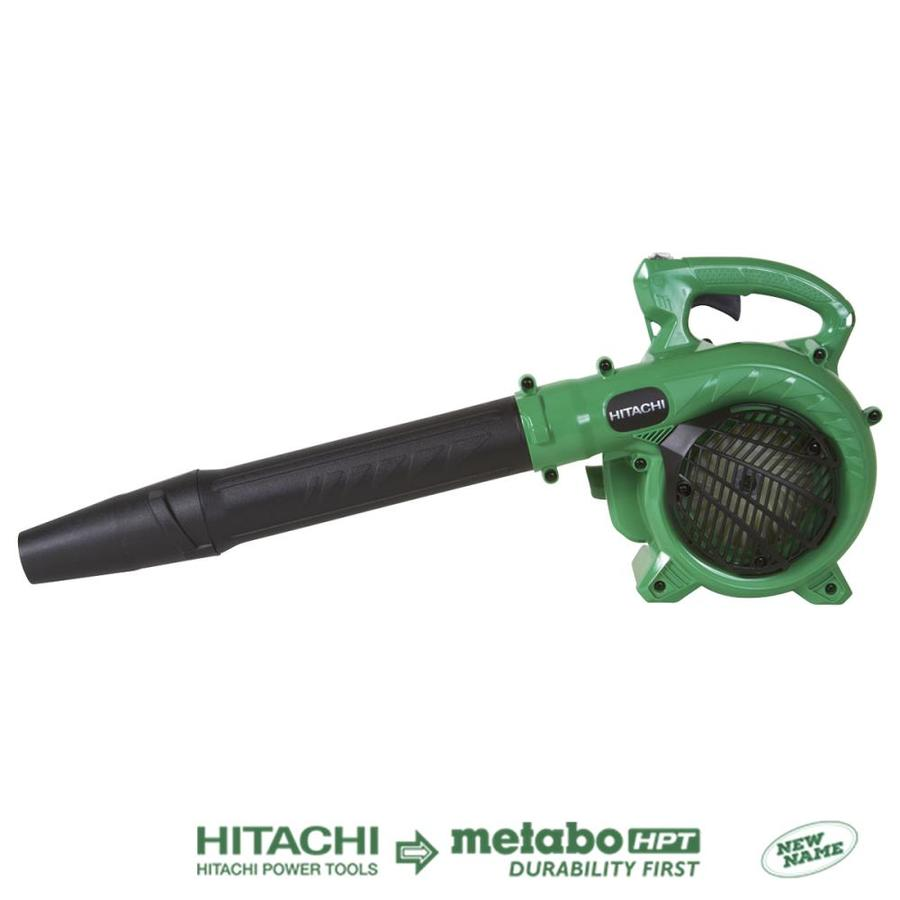 Hitachi 23.9cc 2-Cycle 170-MPH 441-CFM Medium-Duty Gas Leaf Blower