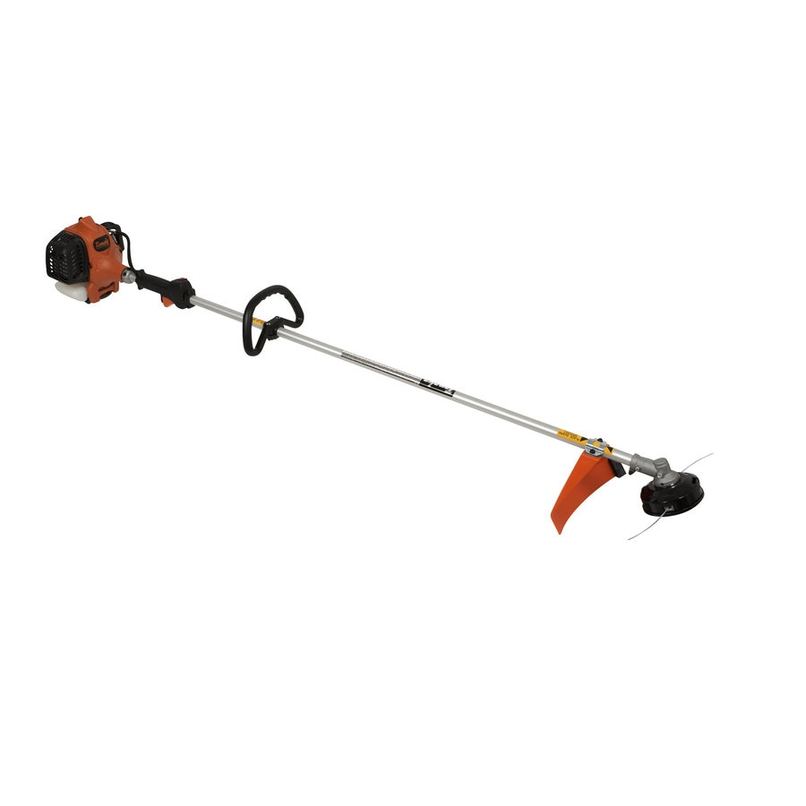 Tanaka 23.9-cc 2-Cycle Tanaka 17-in Straight Shaft Gas String Trimmer Edger Capable