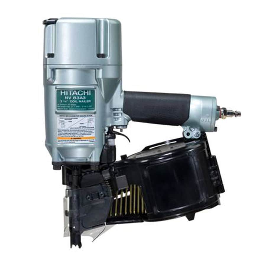 Shop Hitachi Framing Pneumatic Nail Gun at Lowes.com