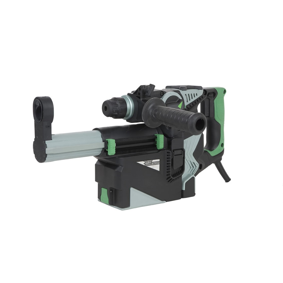 Hitachi 1.125-in 6.3-Amp Keyless Rotary Hammer