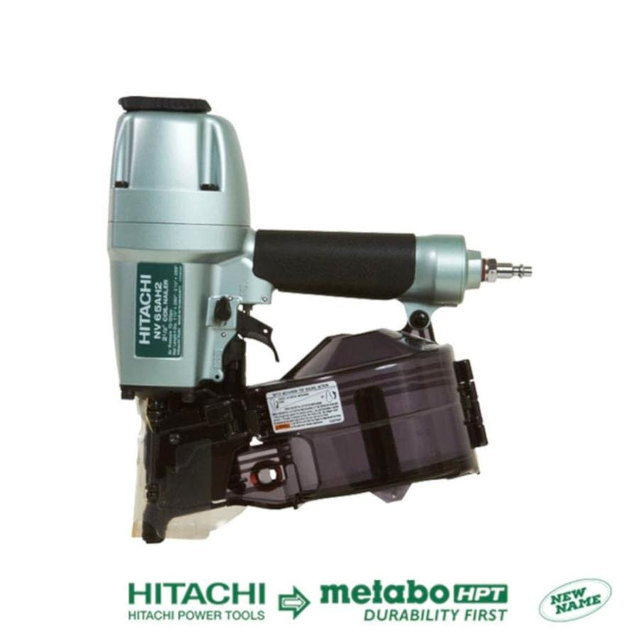 Hitachi 2 5 In 15 Degree Siding Nailer At Lowesforpros Com