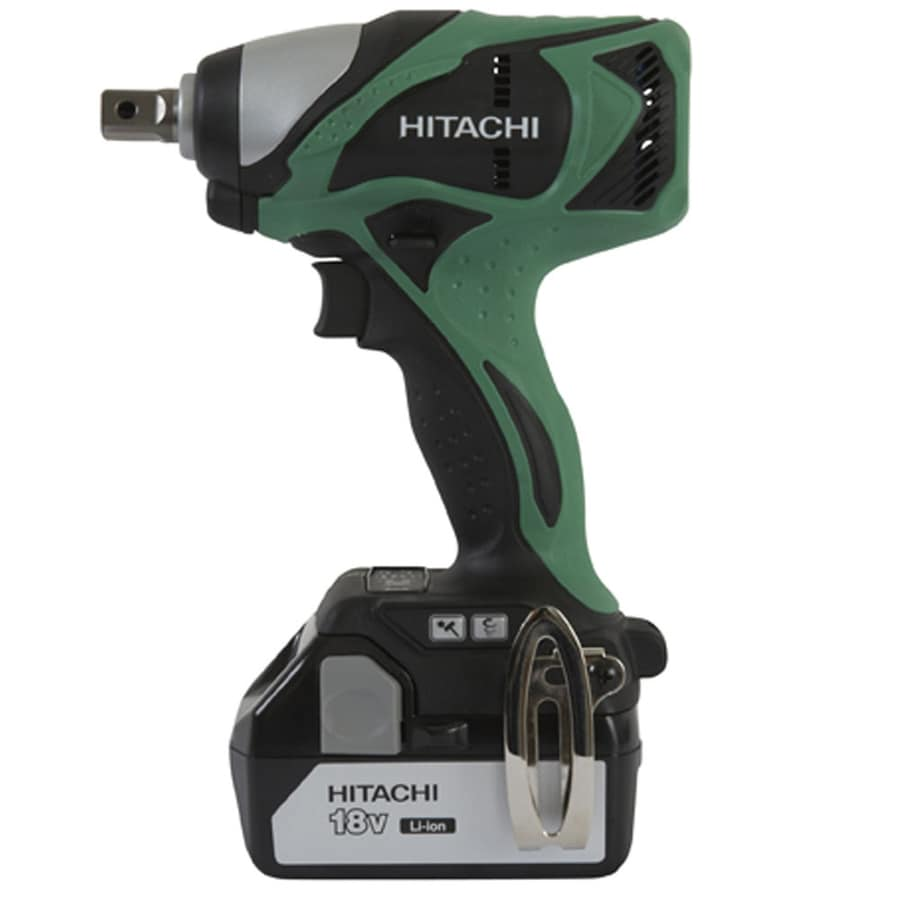 Hitachi 18-Volt 1/2-in Square Drive Cordless Impact Wrench