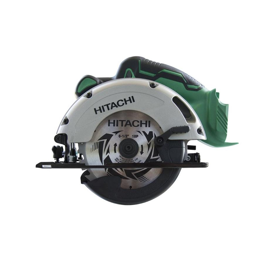 Hitachi 18-Volt 6-1/2-in Cordless Circular Saw Brake