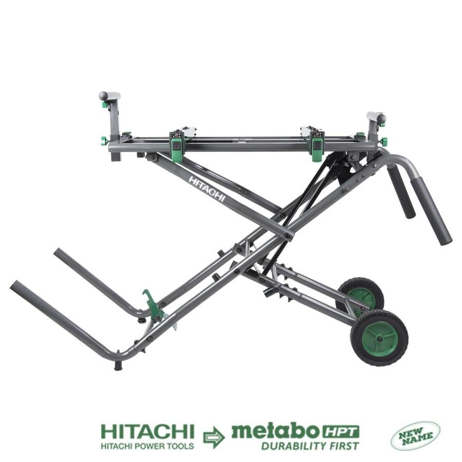 Shop Hitachi Steel Miter Saw Stand at Lowes.com