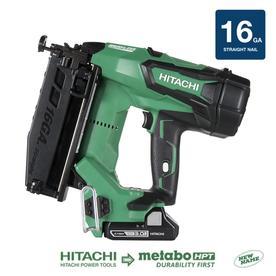 Hitachi 2.5-in 16-Gauge Finish Nailer