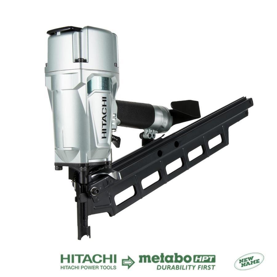 Hitachi 3.25-in 21-Degree Framing Nailer