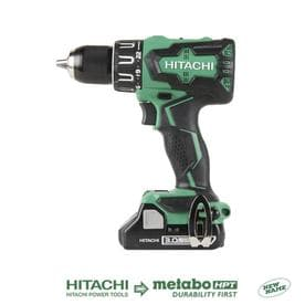 Hitachi 1/2-in 18-Volt Variable Speed Brushless Cordless Hammer Drill