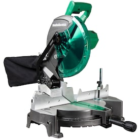 metabo HPT 10-in Single Bevel Compound Miter Saw