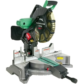 Metabo HPT (was Hitachi Power Tools) 12-in 15-Amp Dual Bevel Bevel Compound Miter Saw