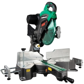 Metabo HPT (was Hitachi Power Tools) 12-in-Amp Dual Bevel Bevel Sliding Compound Miter Saw