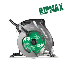 Metabo HPT RipMax 7-1/4 in. Corded 15 amps Circular Saw Kit 6800 rpm Kit