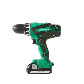 Metabo HPT DS18DGLM 18V Lithium-Ion 1/2 in. Cordless Drill Driver Kit (1.3 Ah)