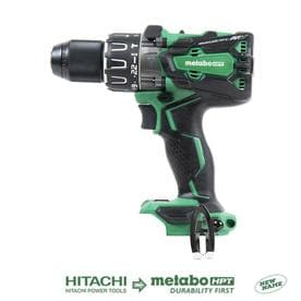 MetaboHPT MultiVolt 1/2-in 36-volt Variable Speed Brushless Cordless Hammer Drill (Battery Not Included)