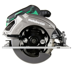 Metabo HPT MultiVolt 36-Volt 7-1/4-in Cordless Circular Saw with Brake and Aluminum Alloy Die Casting Shoe (Bare Tool Only)