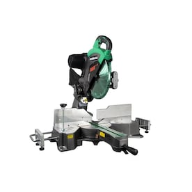 Metabo HPT Hitachi 12-in 15-Amp Dual Bevel Bevel Sliding Compound Miter Saw