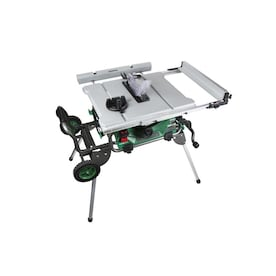 Metabo HPT (was Hitachi Power Tools) 10-in Carbide-Tipped Blade 15-Amp Table Saw